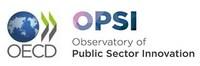 OECD Observatory of Public Sector Innovation (OPSI) logo (PRNewsfoto/Dentsu Tracking)