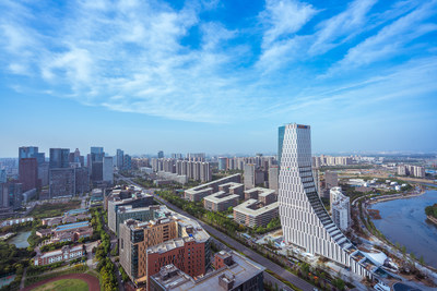 Chengdu's new economic vitality area
