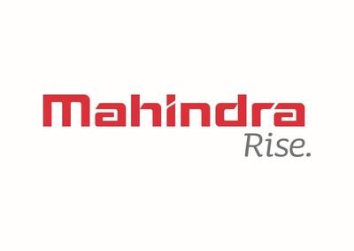 Mahindra Logo (PRNewsfoto/Mahindra,REE Automotive)