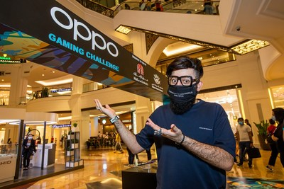 DSS OPPO Gaming Challenge
