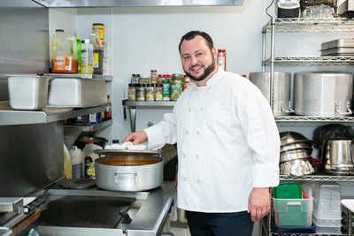 Renowned chef Jonah Nissenbaum joins the staff at Sterling Surgical Hospital with an eye for innovation and healing