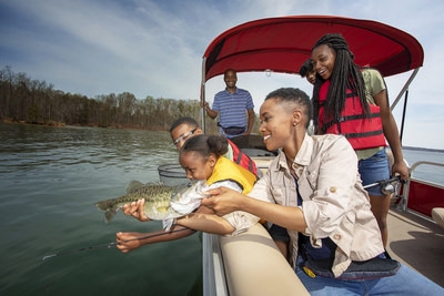 Recreational fishing has reached new diversity milestones, according to a new industry study from the Recreational Boating & Fishing Foundation.