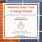 The National Solar Tour is 100% Virtual