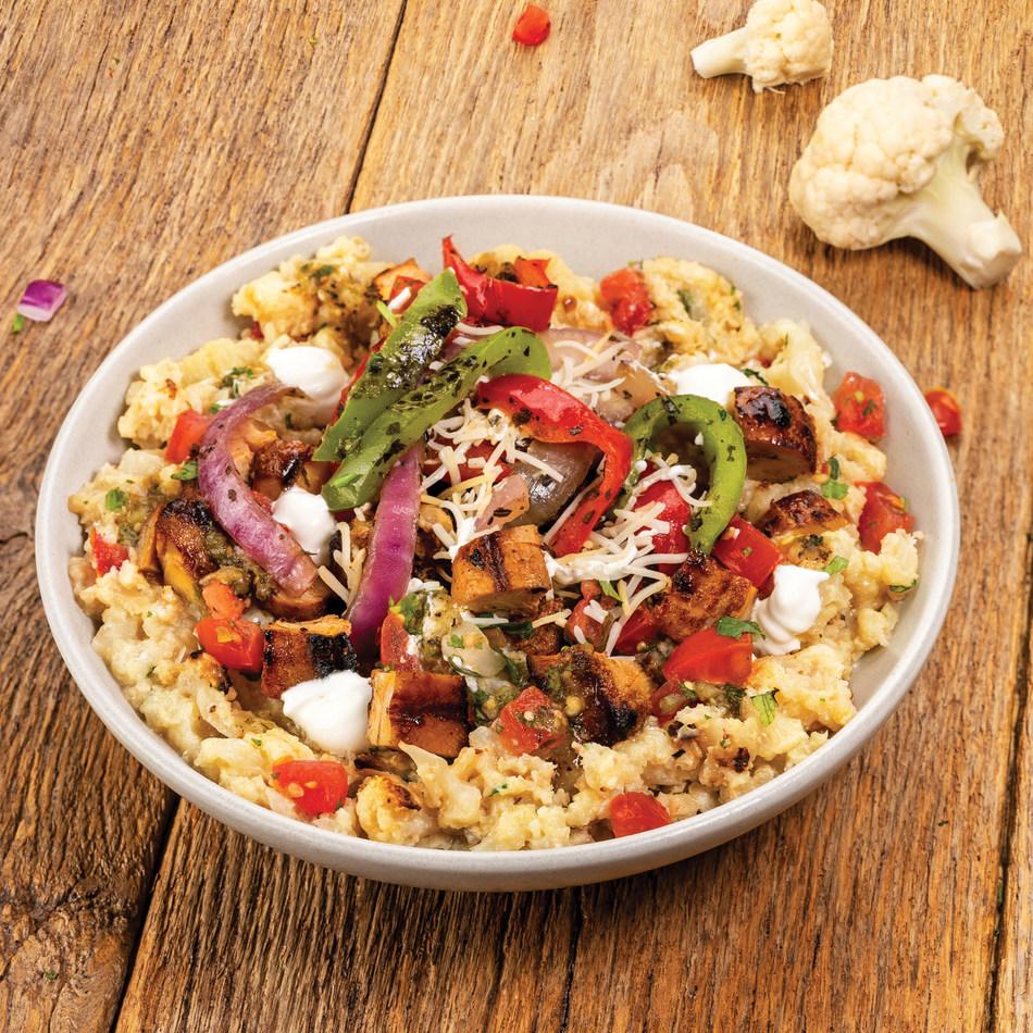 QDOBA Cauliflower Mash Bowl