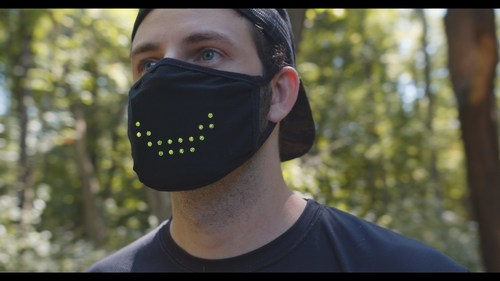 MaskMarket.com New LED Smart Mask