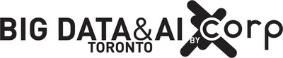 Big Data and AI Toronto Logo (CNW Group/Corp Agency)