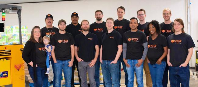 Fox's team is among the best in robotics