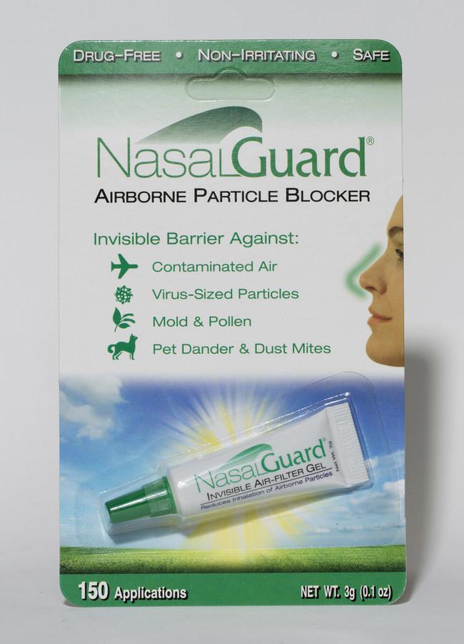 NasalGuard® Airborne Particle Blocker