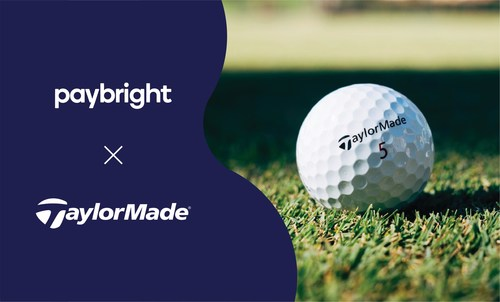 PayBright | TaylorMade (CNW Group/PayBright)