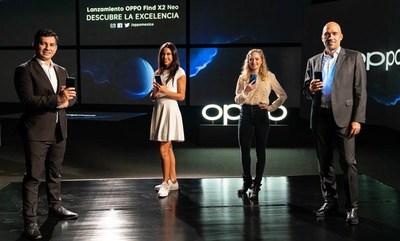 OPPO presenta su flagship con 5G Ready y está listo para ser #1 en México