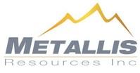 Metallis Resources Inc. Logo (CNW Group/Metallis Resources Inc.)