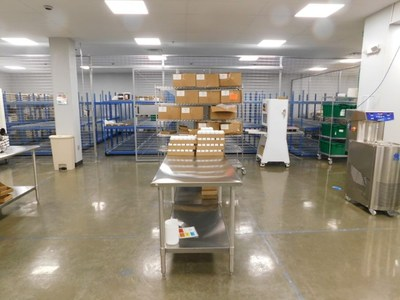 Trulieve has a 10,000 sq ft commercial kitchen ready for edibles in Quincy Fl (CNW Group/Trulieve Cannabis Corp.)