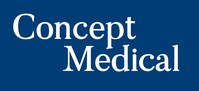 Concept Medical Logo (PRNewsfoto/Concept Medical Inc.)