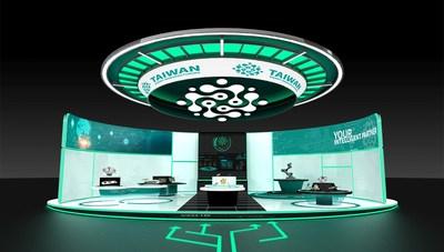 Invitación abierta a los compradores mexicanos para que participen en la Exposición en línea del Pabellón de la Fabricación Inteligente de Taiwán (PRNewsfoto/Corporate Synergy Development C)