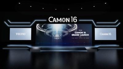 TECNO CAMON 16 Grand Launch