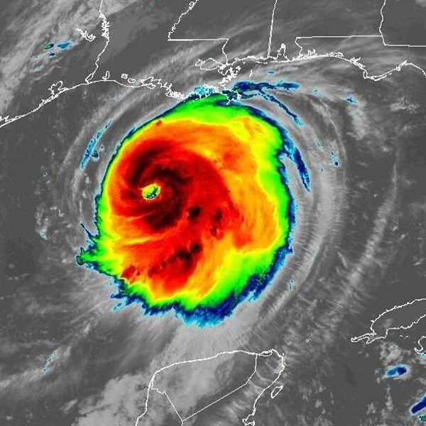 Hurricane Laura presents unexpected risk for the state of Louisiana.