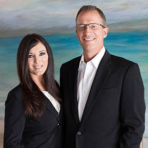 Drs. Maryella and Greg Loman