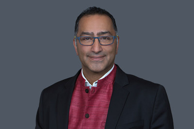 Brightsquid CEO, Rohit Joshi, headshot (CNW Group/Brightsquid Secure Communications Corp.)
