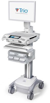 New Trio Computing Workstation from Capsa Healthcare