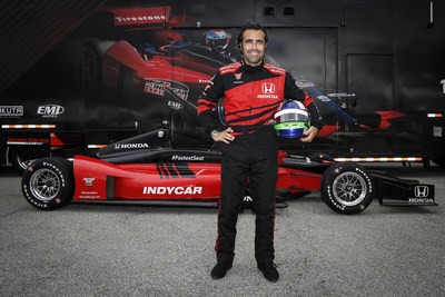 "Three-time Indianapolis 500 winner and four-time series champion Dario Franchitti will return to the cockpit this weekend at World Wide Technology Raceway, as the former Indy car star takes the controls of Honda's ""Fastest Seat in Sports"" two-seat Indy car prior to the start of Sunday's NTT INDYCAR SERIES race on the 1.25-mile oval."