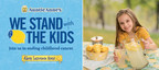 Auntie Anne's® and Alex's Lemonade Stand Foundation Partner to Fight Childhood Cancer This September