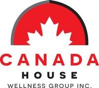 Canada House Wellness Group Inc. Logo (CNW Group/Canada House Wellness Group Inc.)