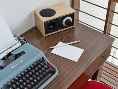 The new Tivoli Audio Model One+ DAB+ / FM / Bluetooth Radio.