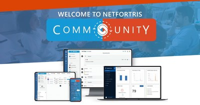 Welcome to NetFortris Comm-unity. Unify your communications. Call, chat, text, fax, conference, collaborate and more - all in one platform.
