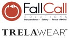 FallCall Solutions Partners With Trelawear to Bring First Jewelry Inspired Bluetooth Emergency Alert Pendant to FallCall Platform