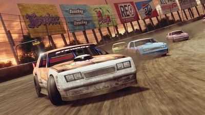 Tony Stewart's All American Racing will be available for download September 4th!