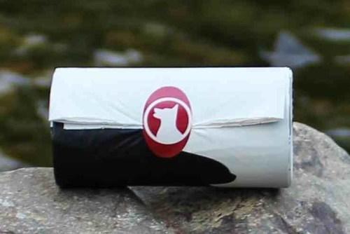 Jewett-Cameron's Lucky Dog® ZERO PLASTIC™ poop bag