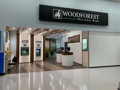 Woodforest National Bank is excited to introduce two new locations in Alabama. Above is our bank location inside Walmart at 2200 S. McKenzie Street, Foley, AL.