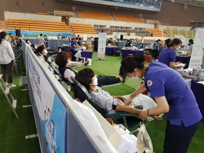 Shincheonji Collaborates with Korean Government for Large-Scale Plasma Donations towards COVID-19 Research
