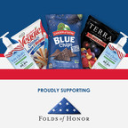 Hain Celestial Brands Partner With National Military Non-Profit, Folds Of Honor, To Recognize Americas Heros
