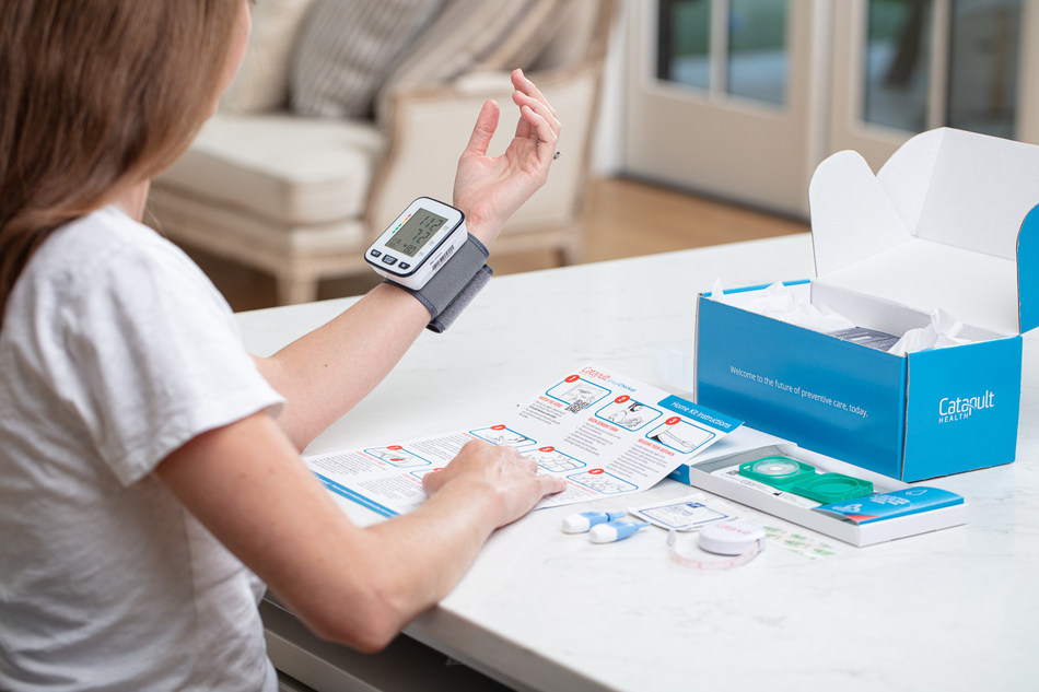 Catapult Health releases Catapult VirtualCheckup, delivering clinical preventive care to almost any location and greatly simplifying the traditional annual wellness visit
