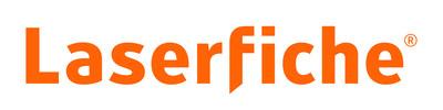 Laserfiche Logo (PRNewsfoto/Laserfiche)