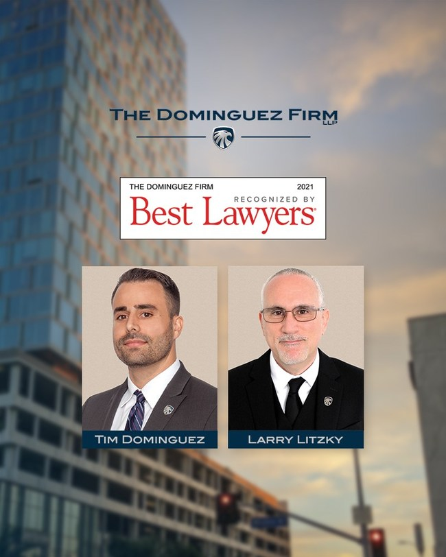 Larry J. Litzky and Timothy Dominguez