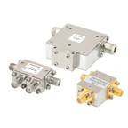 Pasternack Releases New Line of High-Performance RF Circulators/Isolators Available with Same-Day Shipping