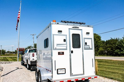 Mobile Tech Trailers by PTR are the preferred trailer for outages and maintenance work.