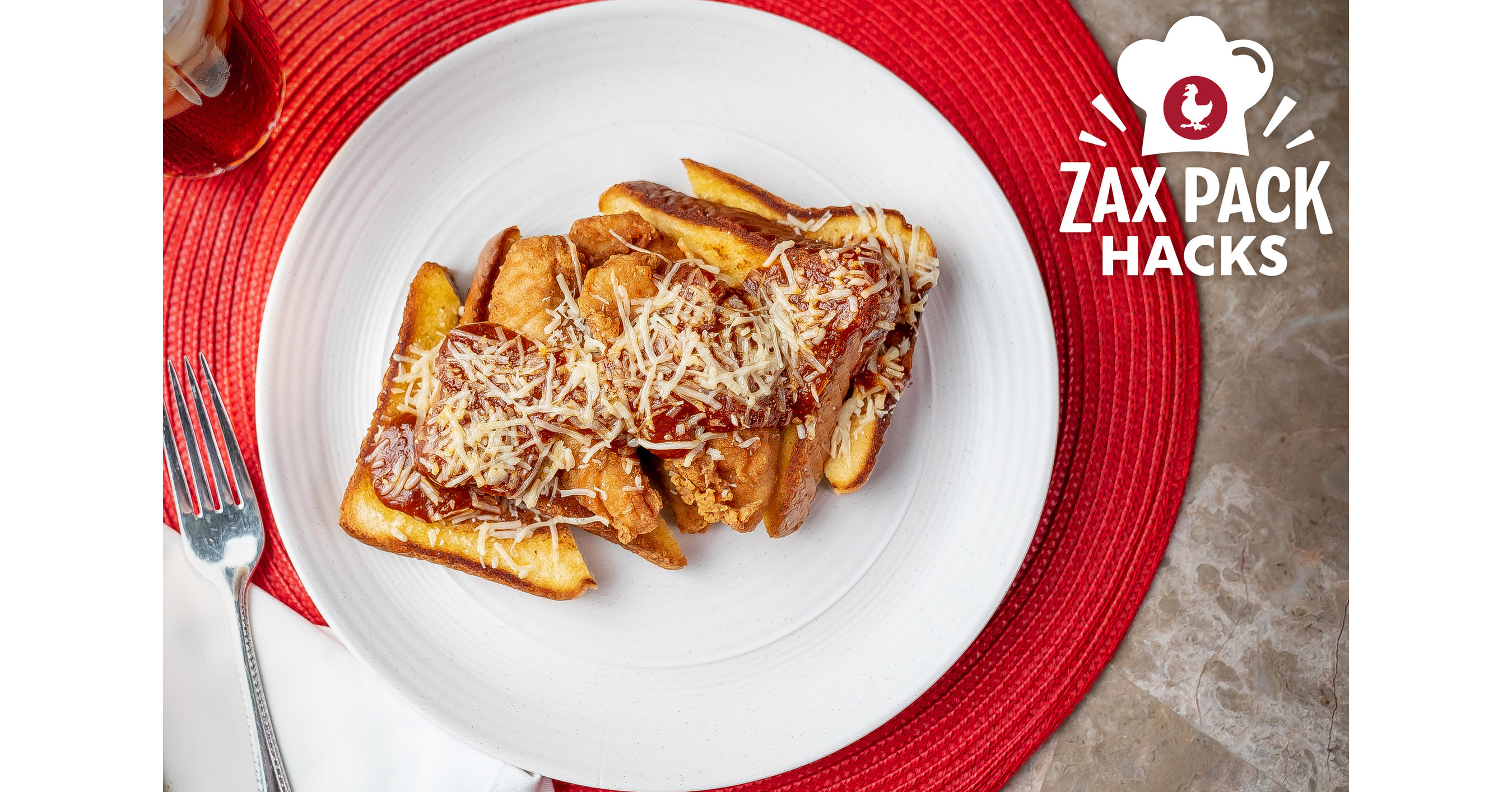 Zaxby S Cooks Up Spin Off Recipes With Zax Pack Hacks