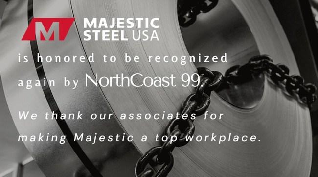 (PRNewsfoto/Majestic Steel USA)