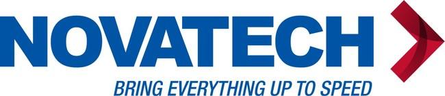 Novatech Logo - Tag