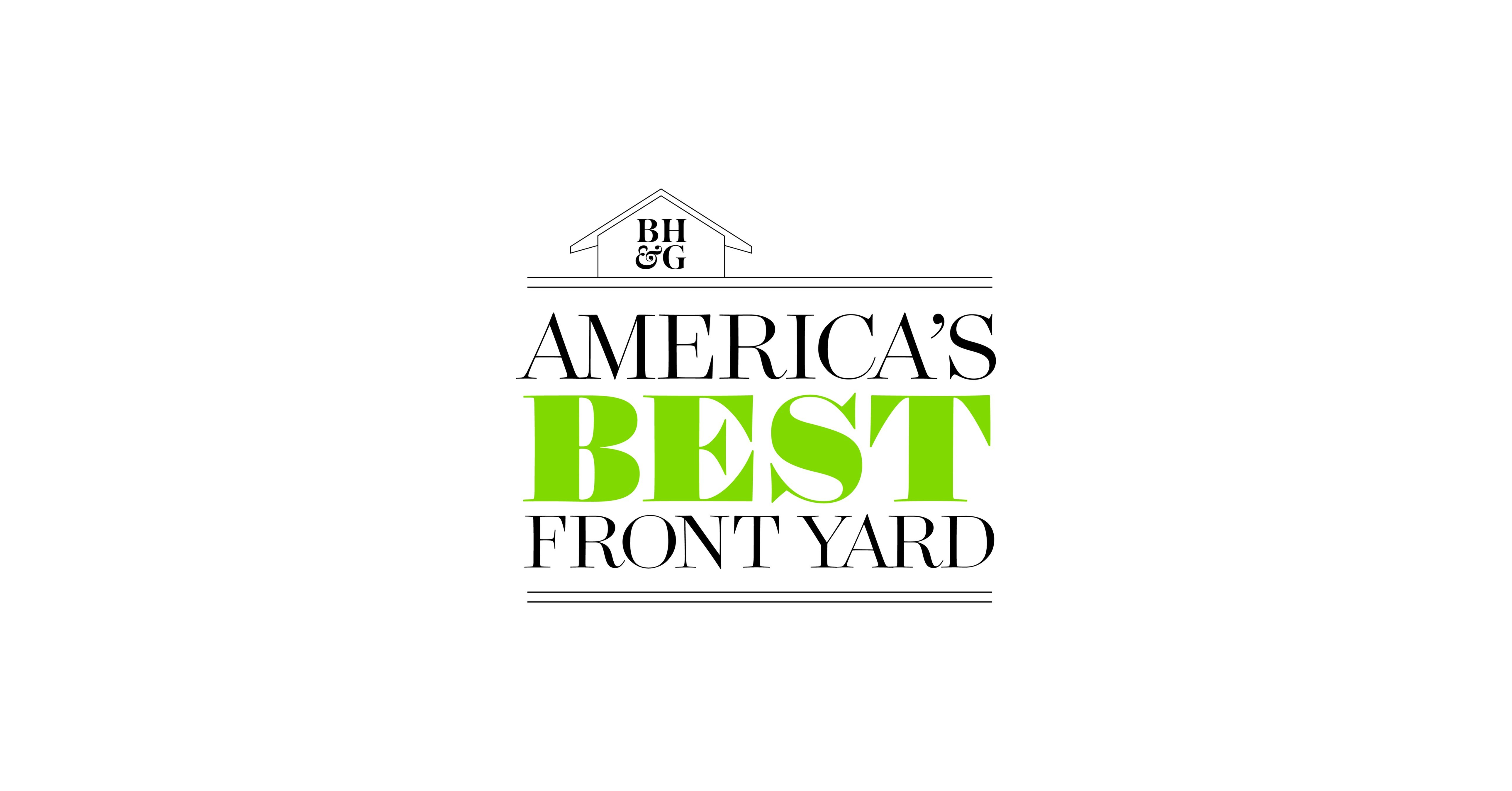 Better Homes & Gardens Announces America's Best Front Yard ...