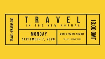 World Travel Summit 2020   September 7th, 2020