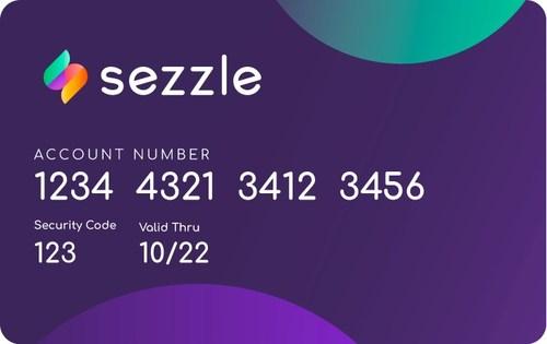 Sezzle Virtual Card