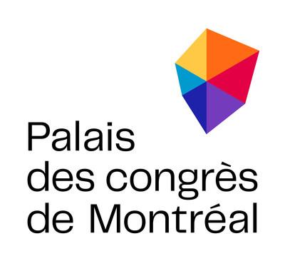 Palais des congrès de Montréal new logo (CNW Group/Palais des congrès de Montréal)