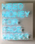 eBay and Plastic Gallery Are Pleased to Present Exclusive Neon Works by Visual Artist Beau Dunn