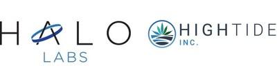 High Tide Inc. & Halo Labs Inc. (CNW Group/High Tide Inc.)