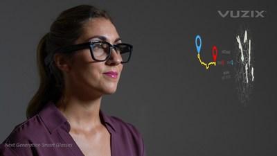 Vuzix Next Gen Smart Glasses