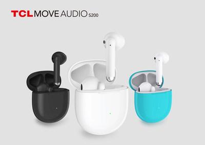 TCL presenta los nuevos MOVEAUDIO S200 True Wireless Headphones por menos de 100 euros